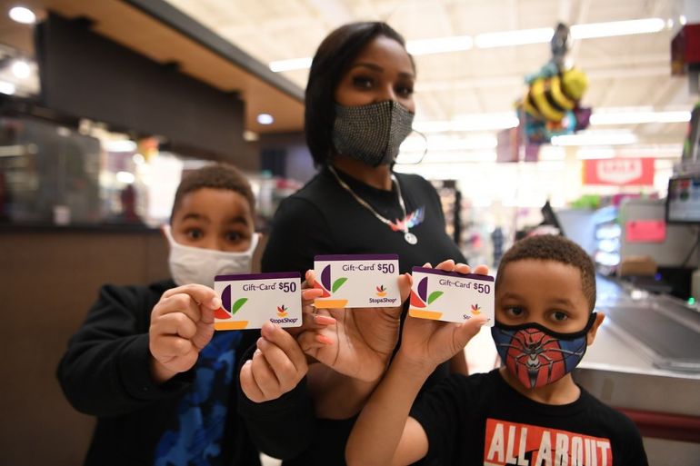 Stop & Shop In Clifton Picks Up The Grocery Tab For Six Local Mothers