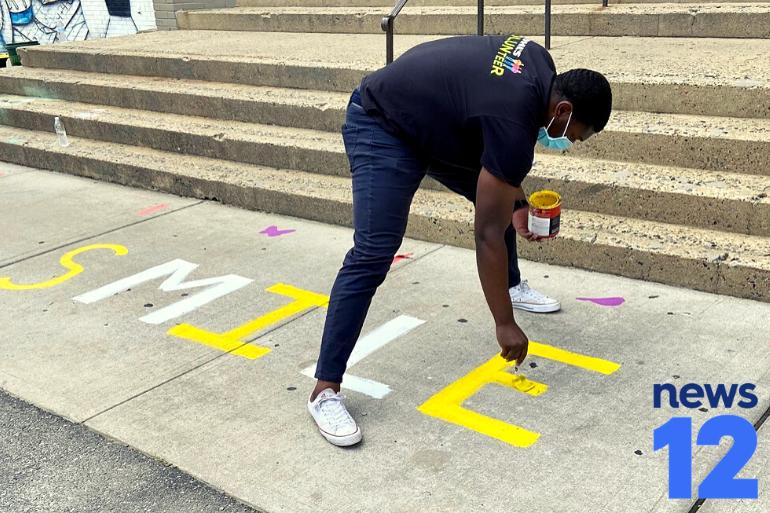 Kohl's Volunteers Create Outdoor Dream For Club Members